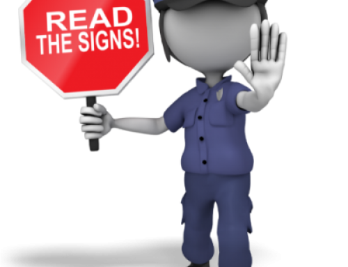 """""""READ THE SIGNS"""" aka """"CAN'T YOU READ?"""""""